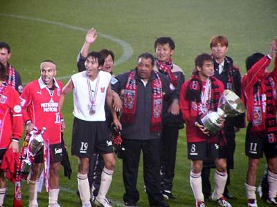 2003ヤマザキナビスコカップ決勝